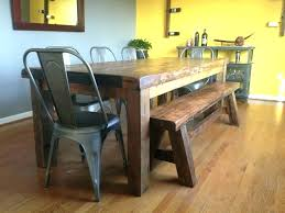 farm table benches bench white plans building with farmhouse and set ta dining tables farmhouse