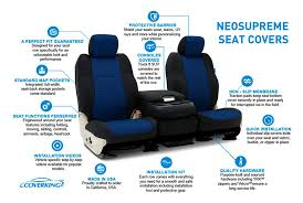 comparecoverking neosupreme custom seat covers