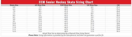 Ccm Jetspeed 280 Senior Ice Hockey Skates