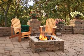 Firepits Extraordinary Outdoor Fire Pit Kits Stone High Resolution