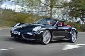 porsche 911 turbo 2016. porsche 911 turbo cabriolet 2016 front tracking