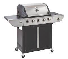 brand new uniflame classic grill and sear 5 burner and side gas barbecue