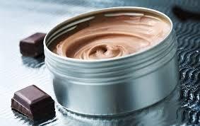 chocolate lip scrub mask