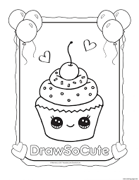 12 How To Draw Cute Coloring Pages You Can Print Coloring Contest