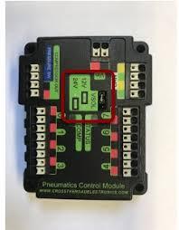 wiring pneumatics control system hardware frc solenoid voltage jumper