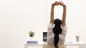 architecture healthy break time ideas for office goers health fitness intended exercising at your desk idea