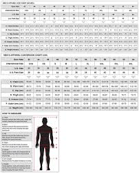 Sabelt Race Suit Size Chart Racing Suit Sizing Charts Gallery Winding Road