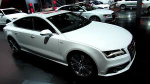 audi a7 2014 coupe. 2013 audi a7 tdi sline exterior and interior walkaround new york auto show youtube 2014 coupe