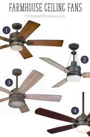Rustic Farmhouse Ceiling Fan With Light Where To Buy Farmhouse Ceiling Fans Online Christinas