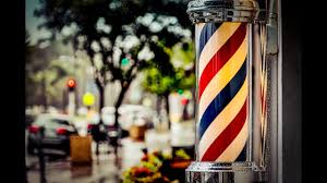 Barber Shop Candy Cane Light Here S The Disturbing Reason Why Barber Poles Are Red White And Blue