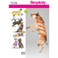 Simplicity Dog Patterns New Decoration