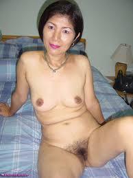 Naked older women asian