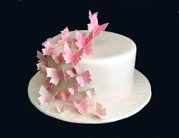 Sugar Paste Cake Decorating Fondant Butterflies Youtube