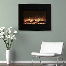 Ameriwood Home Bruxton Electric Fireplace  Free Shipping Today Mini Fireplace