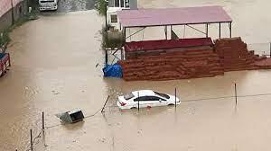 Son dakika: Meteoroloji'den Rize'ye sel uyarısı - Son Dakika Haberler