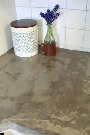 fake concrete countertops image
