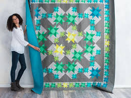 Quilter's Quandary Modern Quilt Kit | Craftsy & 1 / 8 Adamdwight.com