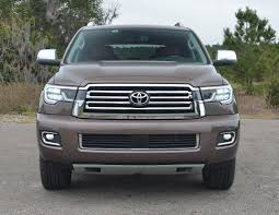 2018 Toyota Sequoia 4×4 Platinum Review & Test Drive