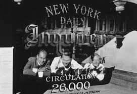 citizen kane taking on the american film institute kane and his employees celebrate new success after being acquired by the inquirer photo