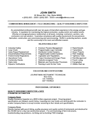 Construction Field Engineer Sample Resume Simple Oil And Gas Resume Templates Samples Examples Resume Templates 40
