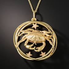 large crab charm by ruser to enlarge photo