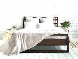 light blue duvet cover single solstice textile cotton simple flowers style bedding sets pillowcase bedclothe