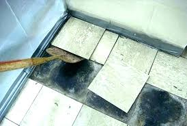 asbestos in carpet removing old floor tile how to remove vinyl floor tiles from concrete tile