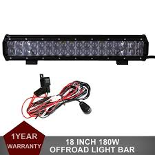 best ideas about boat trailer lights trailer 61 56 buy here 180w 18 led light bar car auto