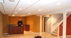 inspirational installing lights in drop ceiling with peaceful design recessed lighting drop ceiling in basement install