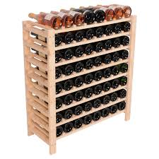 storage per bottle eliza 64 bottles pine