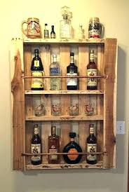 bar shelves for wall wall mounted liquor shelves floating bar wall shelves