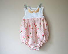 Baby Romper Pattern Free Interesting Drawstring Romper Tutorial Kids Fashion Pinterest Romper