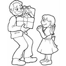 Small Picture Giving Coloring Pages Tree The Fruit To A Boy For Giving Coloring
