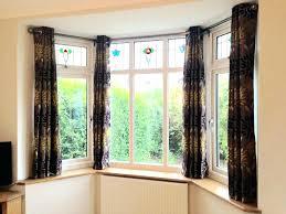 curtain poles for eyelet curtains bay bay window curtain pole for eyelet curtains wilko