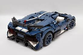 Lego bugatti chiron instructions (moc #107). Lego Bugatti Moc Page 1 Line 17qq Com