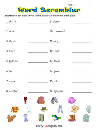 BarryFunEnglish | Fun ESL Classroom Games, Custom Worksheets ...