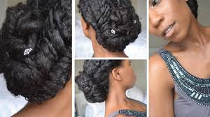 Black Hair Style Pictures elegant fishtail braid updo natural hair youtube 7856 by wearticles.com