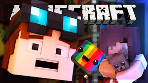Lights Out Animation Minecraft Lights Out Horror Map Funny Moments Animation