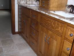 Quarter Sawn Oak Cabinets Kitchen Bathroom Vanity Quarter Sawn - Oak bathroom vanity cabinets