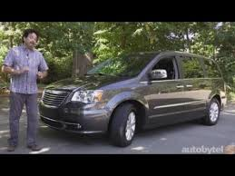 2018 chrysler town country limited platinum. fine town 2015 chrysler town and country limited platinum  minivan test drive video  review to 2018 t