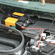 excelvan 1000w car power inverter 12v dc to 230v ac dual usb port excelvan 1000w car power inverter 12v dc to 230v ac dual usb port 2xac outlet uk