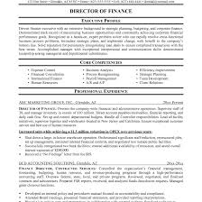 Project Finance Resume Templates Inside Financial Sample Perfect