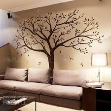 wall decal family art bedroom decor image is loading giant family tree wall sticker vinyl art home