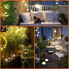 balcony lighting decorating ideas. So Little Space, Much Decorating Ideas! If You Are Living In An Apartment Or A Townhouse, Chances Have Small Balcony That Might Wish To Lighting Ideas H