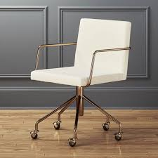 white and gold office chair.  Chair For White And Gold Office Chair