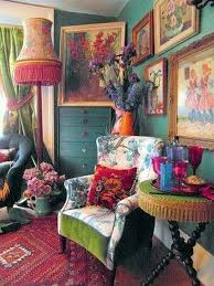 Image Living Room Real Homes Top Bohemian Style Decor Tips With Adorable Interior Ideas