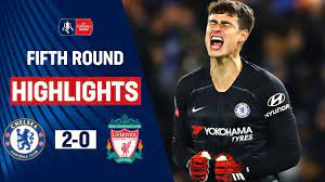 Barkley & Willian Knock Out Liverpool as Kepa Stars | Chelsea 2-0 Liverpool  | Emirates FA Cup 19/20 - YouTube