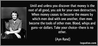 Ayn Rand Quotes Simple Ayn Rand's Complicated Views On Guns Selling The Second Amendment