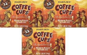 When you buy from artizan coffee you are buying the highest quality organic coffee in a nespresso®* compatible capsul. Amazon Com Trader Joe S Coffee Cups Single Serve Medium Roast Arabica Coffee Coffee K Cups Grocery Gourmet Food