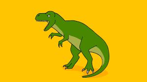 Apprendre Dessiner Un Dinosaure T Rex Youtube